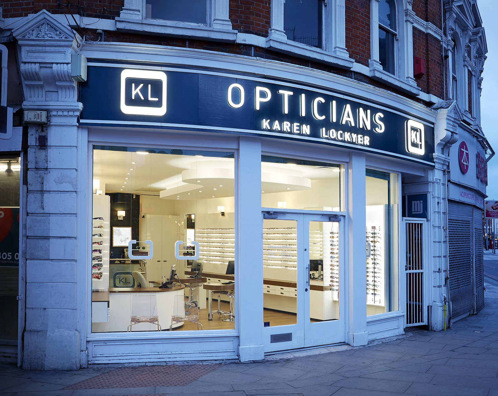 Karen Lockyer Opticians